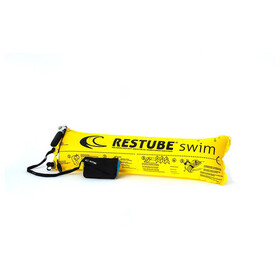 Restube Swim Rettungsboje honey black/icemint